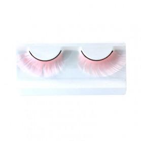 MYLASHES Strip lashes - Pink