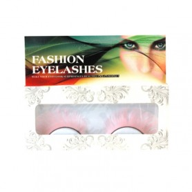 MYLASHES Strip lashes - Pink