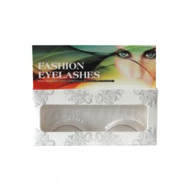 MYLASHES Strip lashes - White