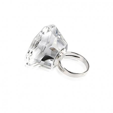 Crystal Lijm ring