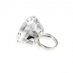 Kristal Lijm ring