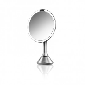 "Simple Human Sensor Mirror (diameter 8""/20cm)"