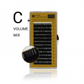 Blink Volume C-curl MIX