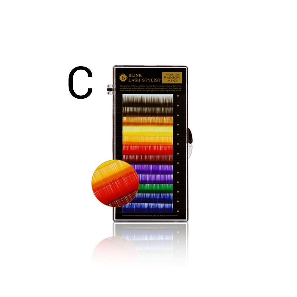 71b9818a216 Blink Rainbow Lash C-curl - various colors
