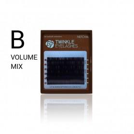 Neicha Twinkle Volume B-krul MINI MIX