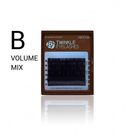 Neicha Twinkle Volume MINI MIX B-krul