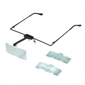 Head magnifying glasses
