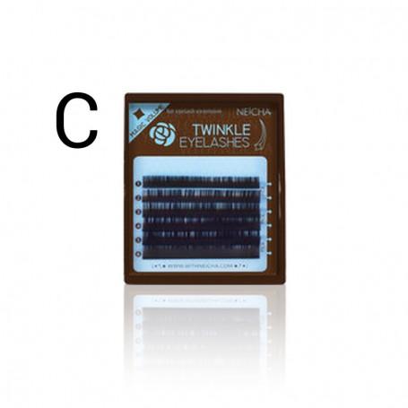 Neicha Twinkle Magic Volume C-krul MINI
