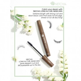 Neicha Long & Crul Mascara