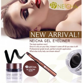 Neicha Gel Eyeliner - Black