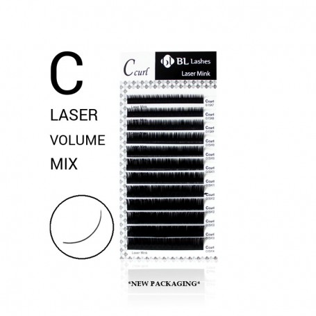 Blink LASER VOLUME Lash D-curl MIX