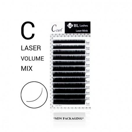 Blink LASER VOLUME Lash D-krul MIX