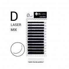 Blink LASER Lash D-krul MIX