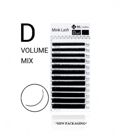 Blink Volume D-curl MIX