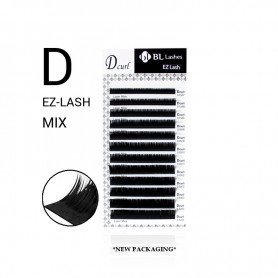 Blink Laser EZ Lash D-curl MIX