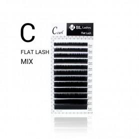 Blink Flat Lash C-curl MIX