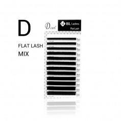 Blink Flat Lash D-curl MIX