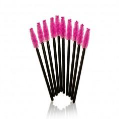 Mascara brushes BLACK/PINK (50pcs)