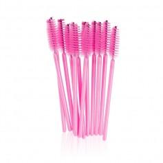 Mascara brushes PINK (50pcs)