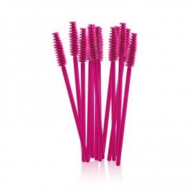 Mascara brushes FUCHSIA (50pcs)