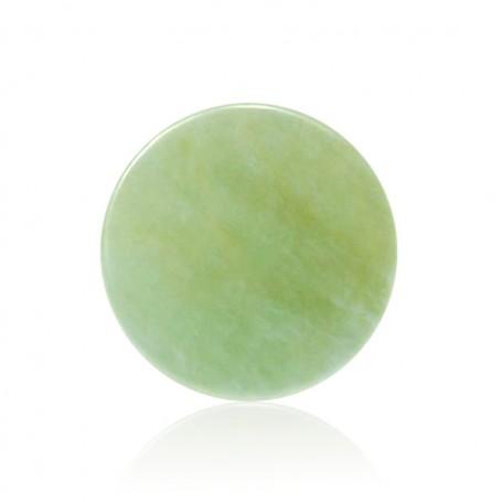Jade lijm steen - groen