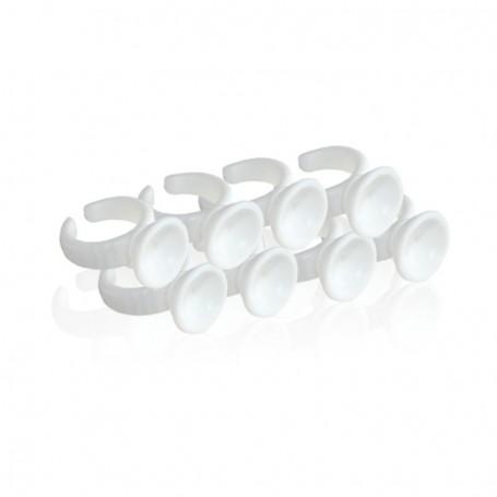 MYLASHES Lijm ringen - Type 2 (25 stuks)