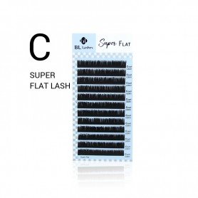 Blink Super Flat Lashes Mat C-krul