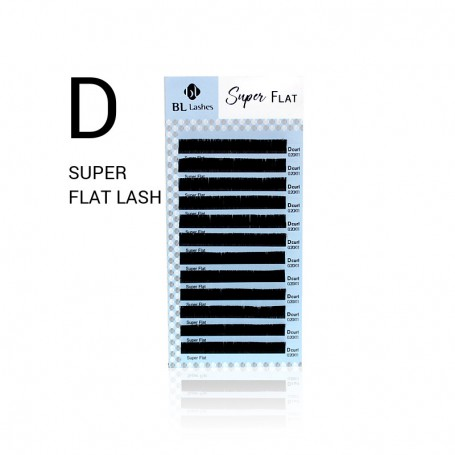 Blink Super Flat Lashes Mat D-krul