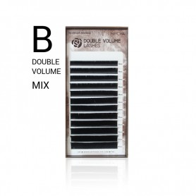 Neicha DOUBLE VOLUME B-curl MIX