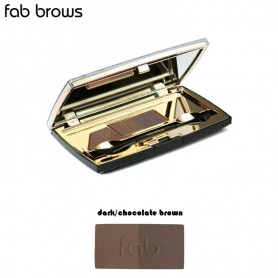 Fab Brows DUO Dark/Chocolate Brown