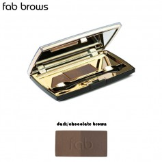 Fab Brows DUO Donker/Chocolade Bruin