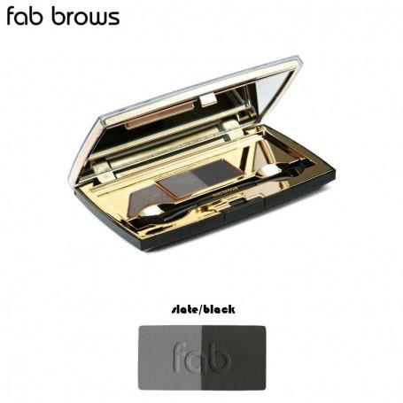 Fab Brows DUO Grijs/Zwart