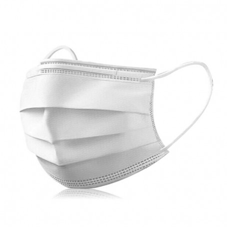 Medical face mask 3-layer (25 pieces)