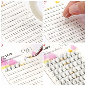 Volume Fans Stick Card