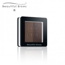 Beautiful Brows Duo Eyebrow Kit - Castanho Escuro/Chocolate