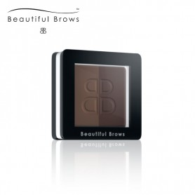 Beautiful Brows Duo Eyebrow Kit - Donker/Chocolade Bruin