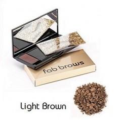 Fab Brows kit - Light Brown