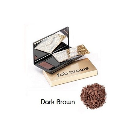 Fab Brows kit - Dark Brown