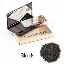 Fab Brows - Zwart